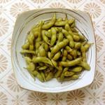 彭澎(来自微信.)水煮毛豆的做法