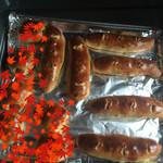 影痕(来自微信.)蜜红豆面包的做法