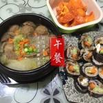 陶陶6269大白菜粉丝丸子煲的做法
