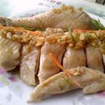 甜盐蜜语广式白切鸡的做法