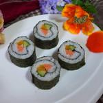 甜盐蜜语寿司的做法
