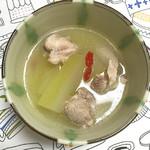 アンアン廚房冬瓜排骨汤的做法