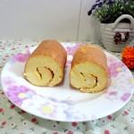 子同妈妈菠萝戚风蛋糕卷的做法