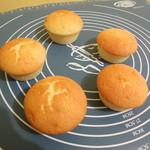 木予的烘焙时光机香橙海棉蛋糕的做法