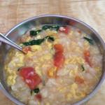 Cola9930西红柿鸡蛋疙瘩汤的做法