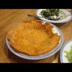 Wygacg泡菜饼的做法