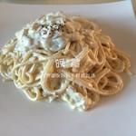 栀子花7小盆友奶油蘑菇意大利面的做法