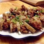 豆厨娘1粉蒸排骨藕的做法