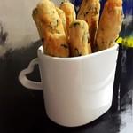 閃閃惹人愛!!!海苔肉松饼干的做法