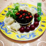 色彩斑斓的清晨上海小笼汤包的做法