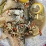 杰米4522320柠檬蒸鱼的做法