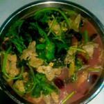 佛山朝玉铝业上汤苋菜的做法