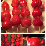 蔡菜籽.CL冰糖葫芦的做法