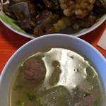 雨桐小厨冬瓜羊肉丸子汤的做法