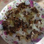 乀頔頔ツ虾皮香菇蒸冬瓜的做法