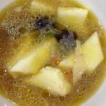 cecily8764椰子炖鸡汤的做法