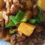 ⌒ 姐↘脾気拽⊹⌒©(来自腾讯.)土豆鸡块的做法