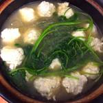 红丫(来自微信.)砂锅丸子汤的做法