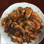 伪小资派哇咔咔蒜香虾的做法