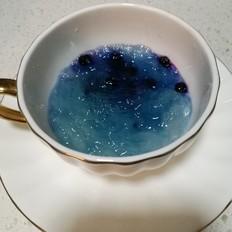 冰糖黑枸杞燕窝