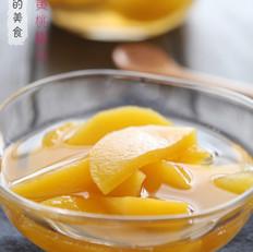 美味黄桃罐头