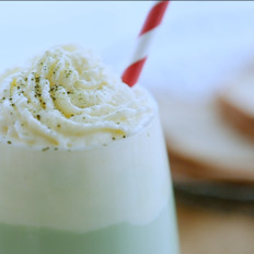 明星饮品——抹茶星冰乐