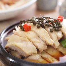 年菜中的首推冷盘,够麻、够辣、够爽!——藤椒鸡