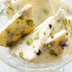 抹茶曲奇白巧炒酸奶