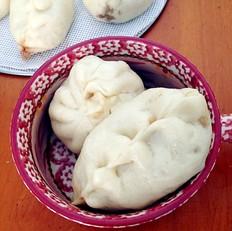 蜜汁叉烧包用锅做