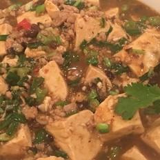 麻婆豆腐(改良版)
