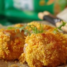 黄金烤鸡翅