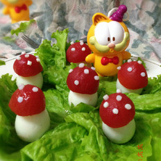 鵪鶉蛋兒童趣味餐
