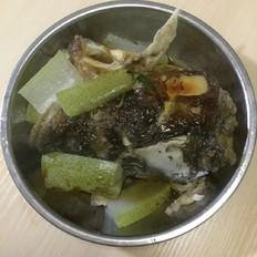 节瓜煲鱼头
