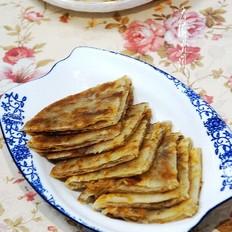 葱香油渣饼#午餐#