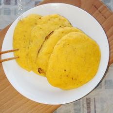 玉米面锅烙