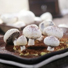 蛋白霜蘑菇