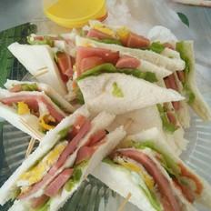 家常三明治