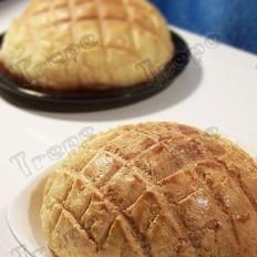 酥软香甜的菠萝包