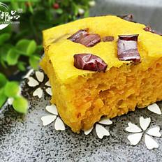 金瓜红枣发糕