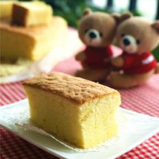 黄油海绵蛋糕