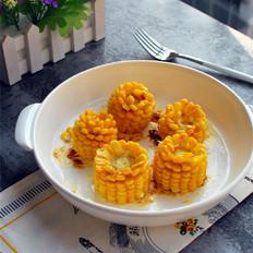 微波奶油玉米