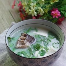 豆腐鱼汤的做法大全