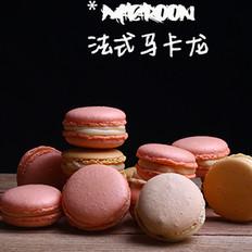 法式马卡龙