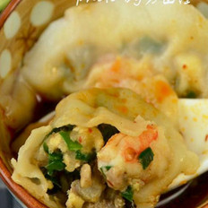 肉三鲜饺子