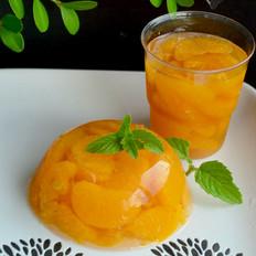 橘子果冻的做法大全