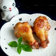 蜜汁烤鸡翅根