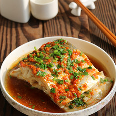 剁椒白水鱼