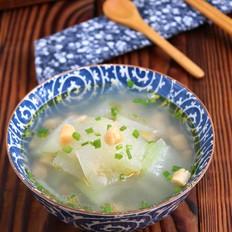 干贝冬瓜汤