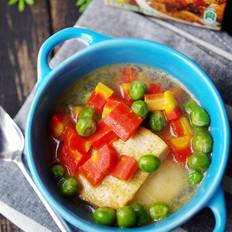 鲜味素菜汤
