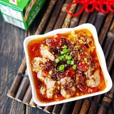 水煮肉片——红红火火